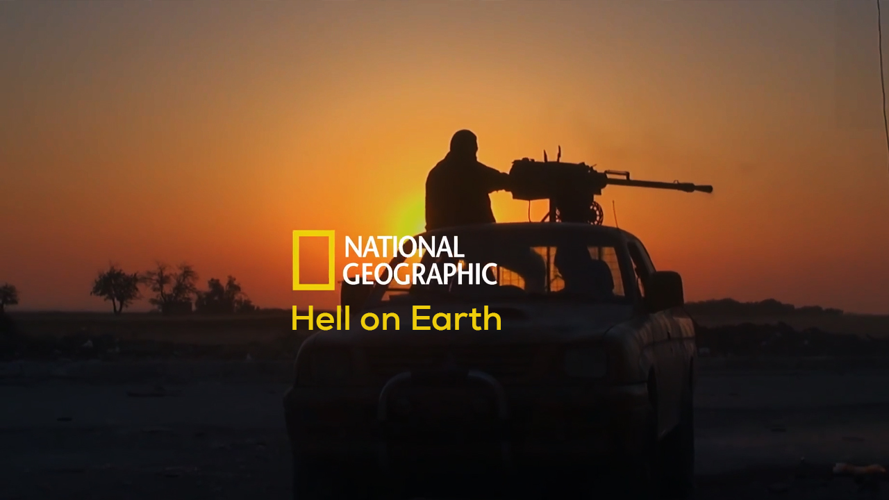 Hell on Earth Official Film Trailer – National Geographic